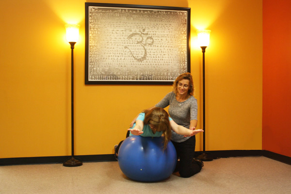 2-Christine Drummond PTA,CNMT Core Strength Exercise