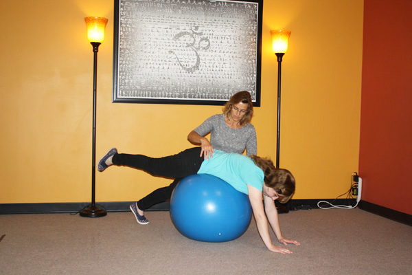 3-Christine Drummond PTA, CNMT Core Strength Exercise 2