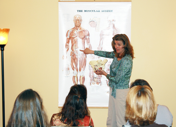 Margaret Woodward Pelvic Pain Lecture